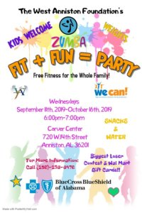 West Anniston Foundation's WE CAN!