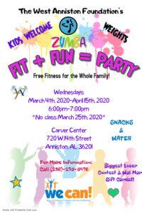 Free Zumba @ Carver Community Center
